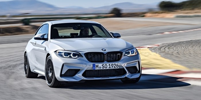 BMW M2 Coupe (F87) 2015