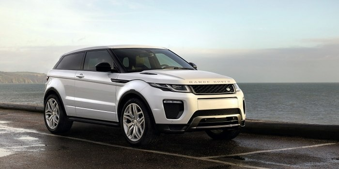Land Rover Range Rover Evoque Coupe 2015