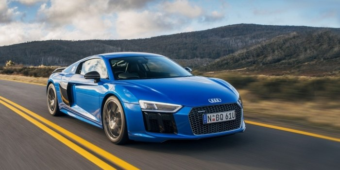 Audi R8 Coupe 2015