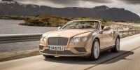 Bentley Continental GT Convertable 2015