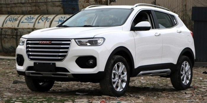 Great Wall Haval H2s 2017