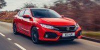 Honda Civic 5D 2017