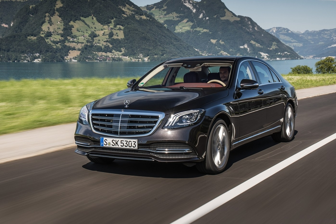 Mercedes S-Class (W222) - цены, отзывы, характеристики S-Class (W222) от  Mercedes
