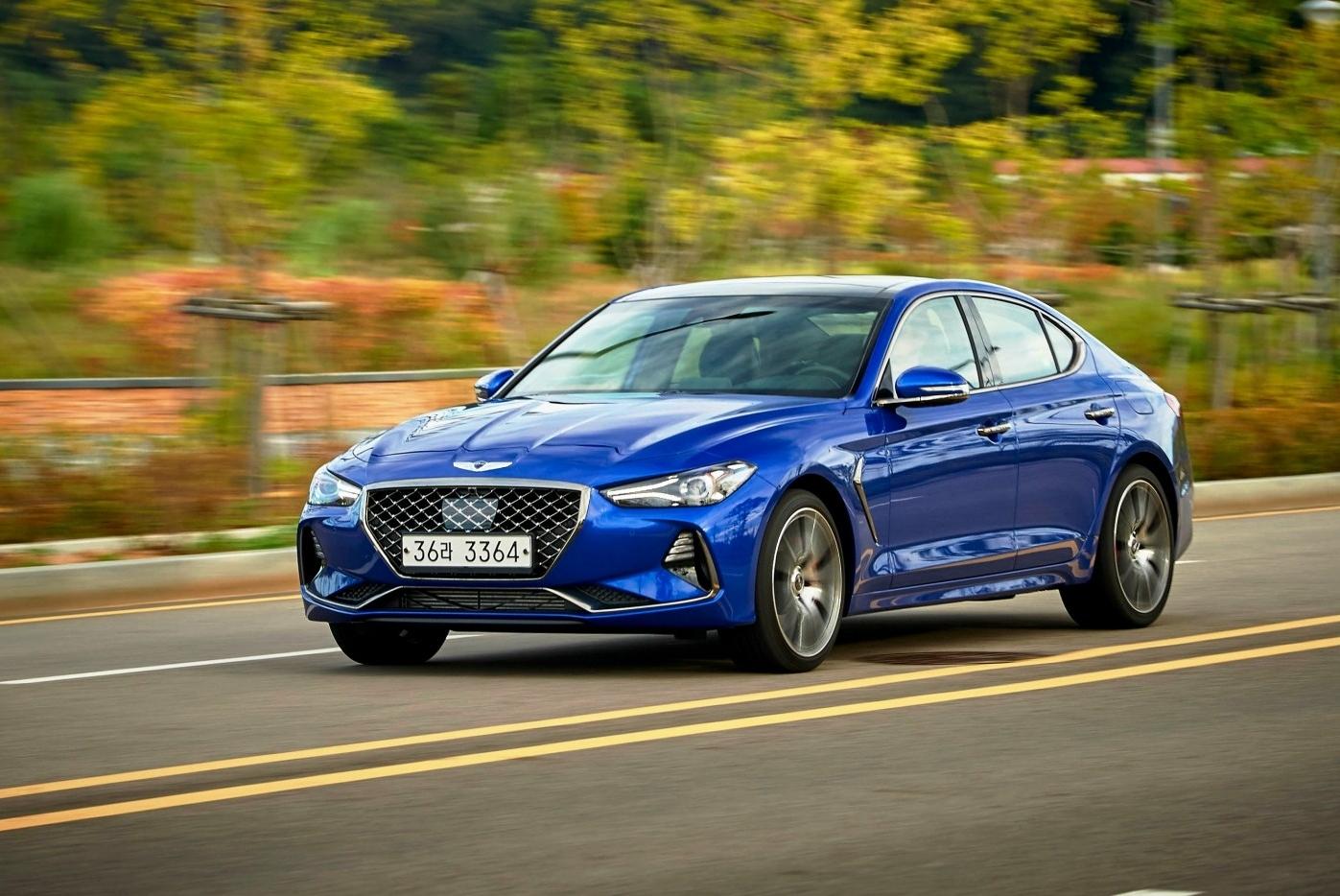 Hyundai Genesis G70 - цены, отзывы, характеристики Genesis ...