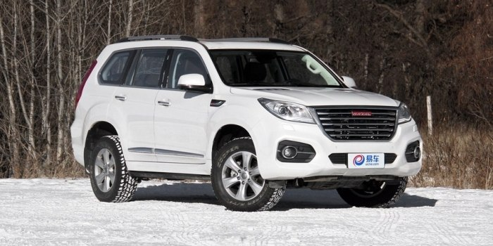 Great Wall Haval H9 2017