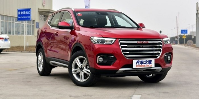Great Wall Haval H4 Red Label 2018