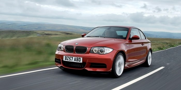 BMW 1 Series Coupe (E82) 2007