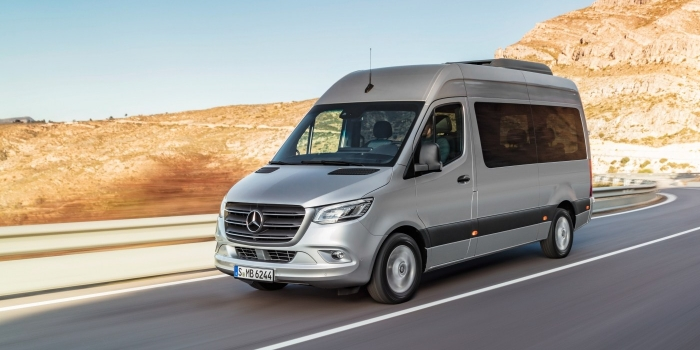 Mercedes Sprinter Tourer (W907) 2018
