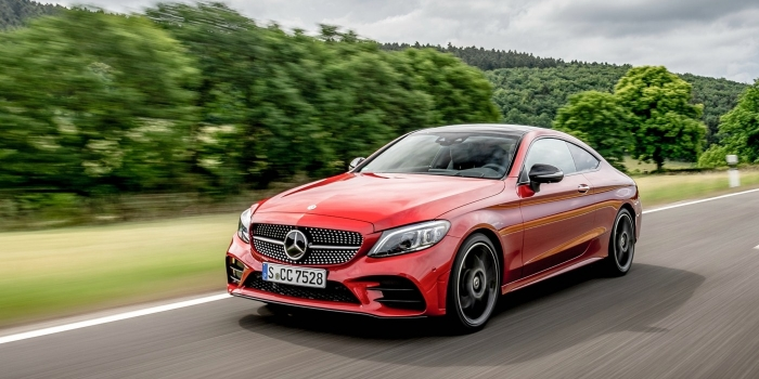 Mercedes C-Class Coupe (С205) 2018