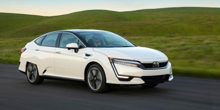 Honda Clarity Electric 2017