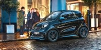 smart EQ fortwo coupe 2018