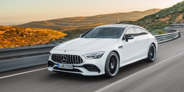 Mercedes AMG GT 4-Door Coupe (X290) 2018