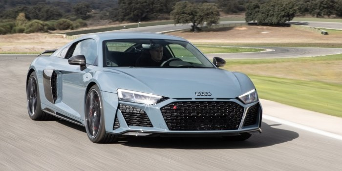 Audi R8 Coupe (4S) 2019