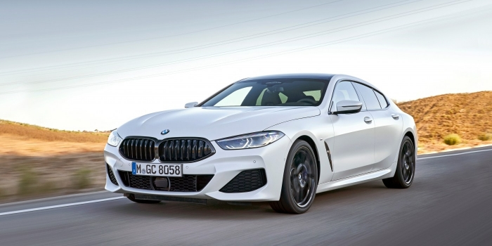 BMW 8 Series Gran Coupe (G16) 2019