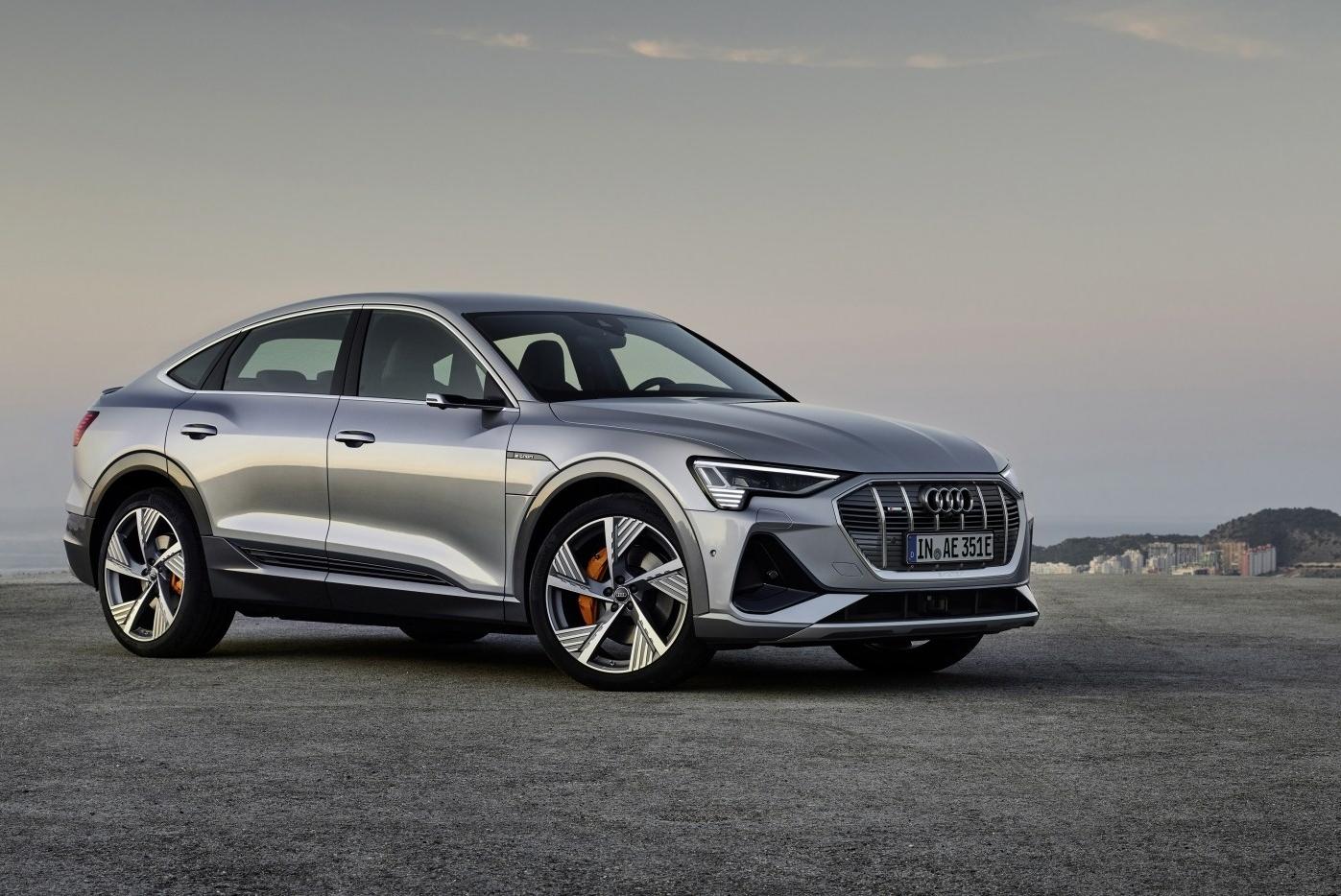 Audi e-tron Sportback (GE) - цены, отзывы, характеристики e-tron Sportback  (GE) от Audi