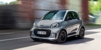 smart EQ fortwo coupe 2020