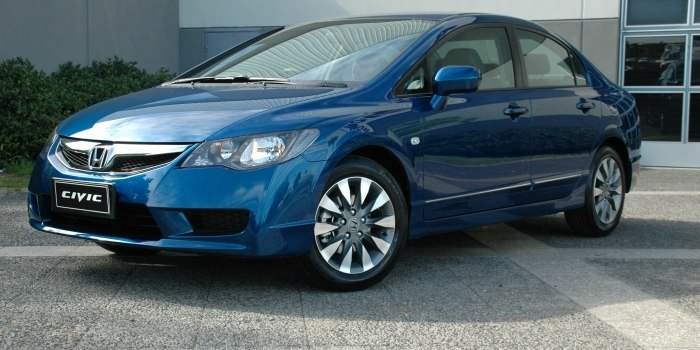 Honda Civic 4D 2008