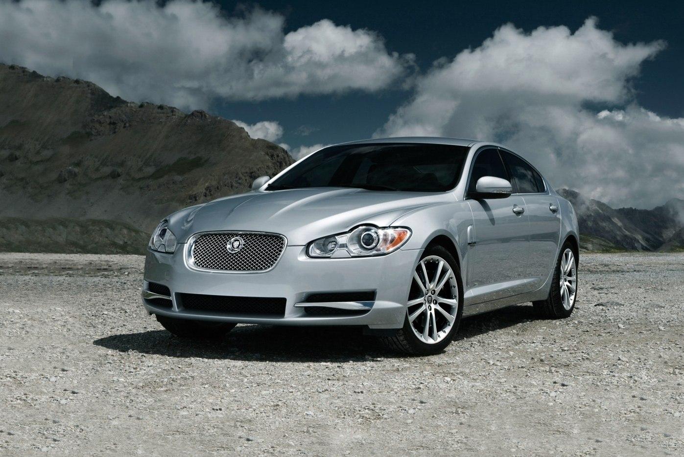 Jaguar XF - цены, отзывы, характеристики XF от Jaguar