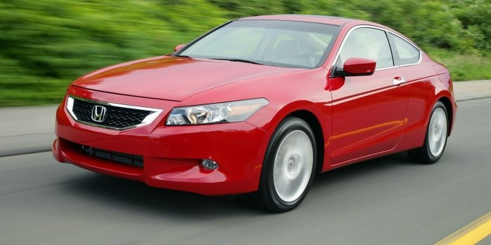 Honda Accord Coupe 2007