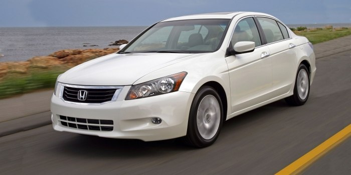Honda Accord Sedan 2007