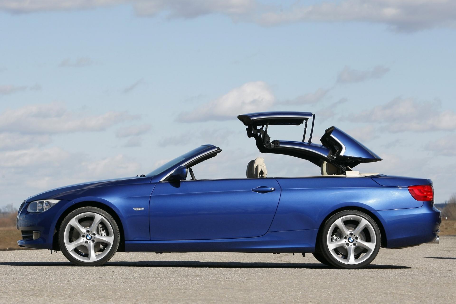 Bmw 3 Series Cabrio E93 цены отзывы характеристики 3 Series
