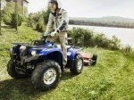 фото Yamaha Grizzly 450 №4
