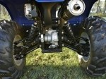 фото Yamaha Grizzly 450 №9