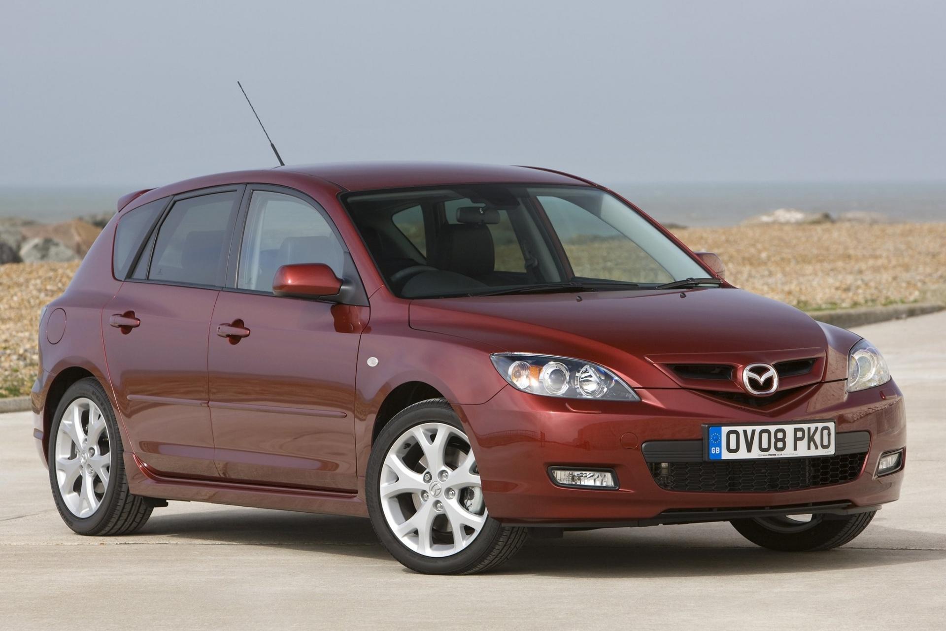 2006 mazda3 hatchback reviews