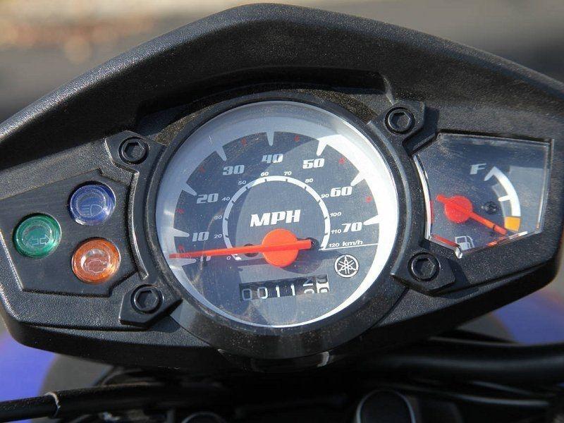 Спидометр скутера картинка
