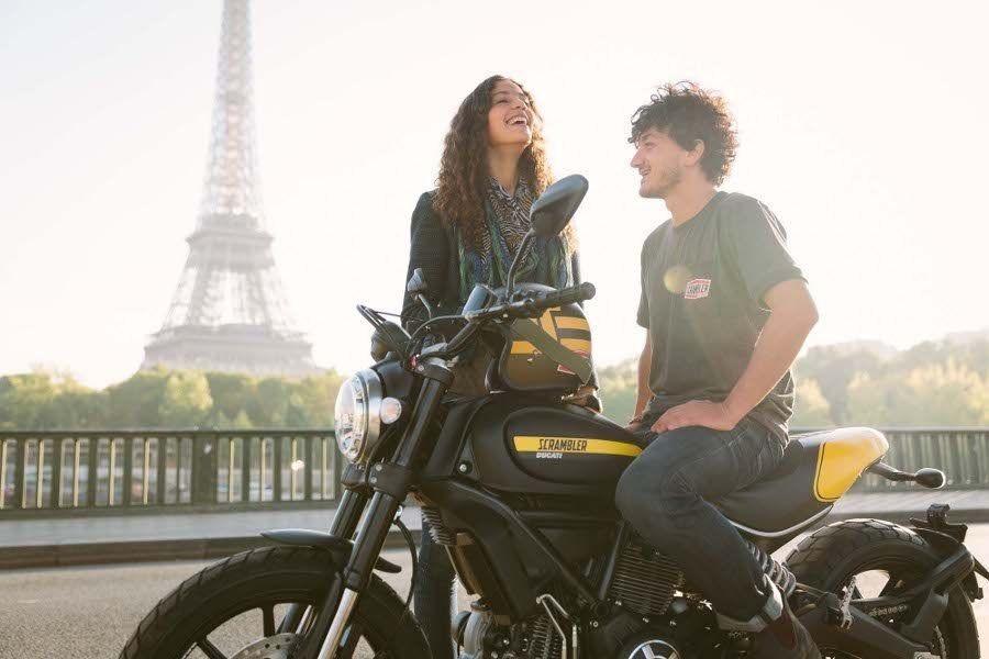Ducati Scrambler Full Throttle дукати скремблер цены отзывы