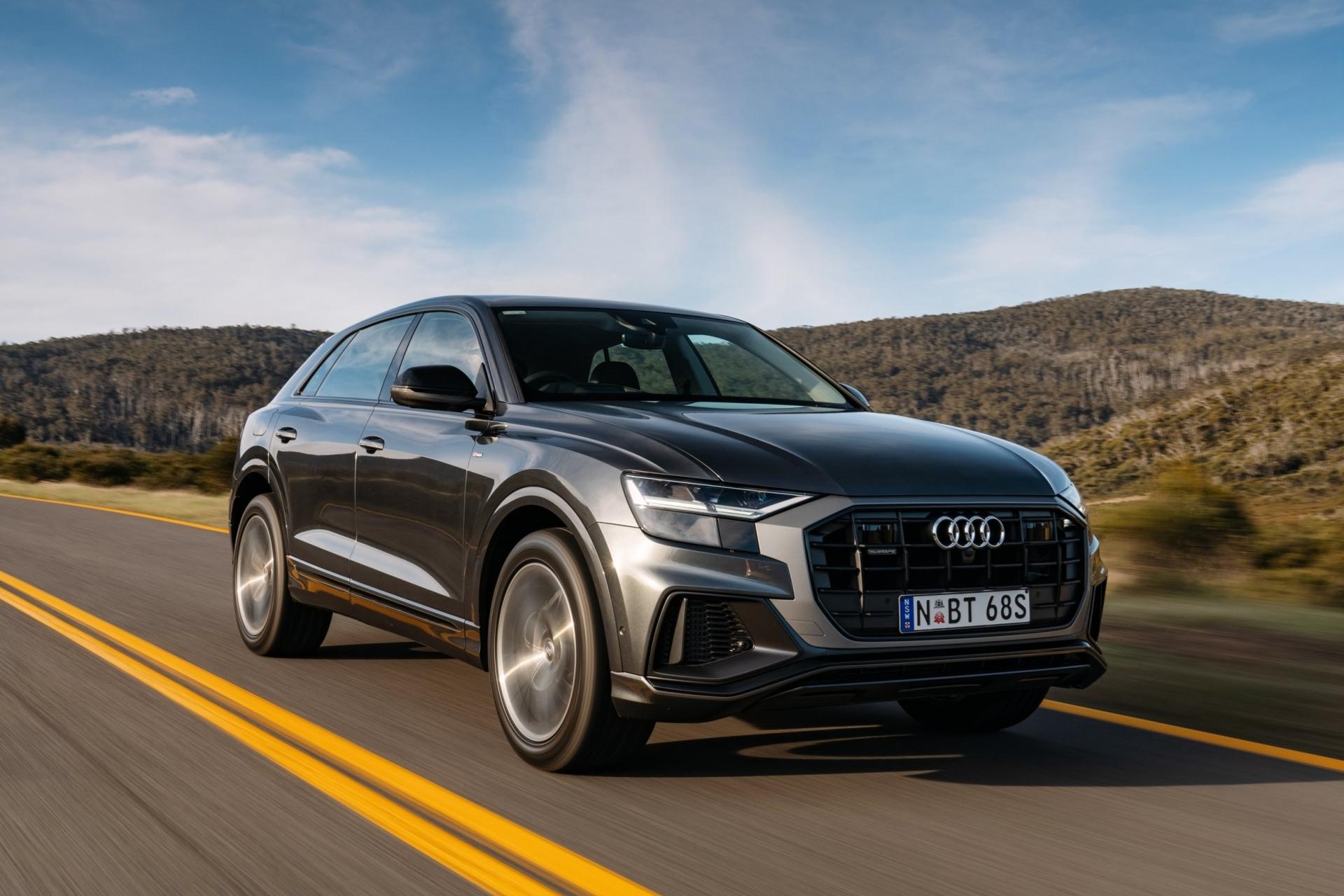 Audi Q8 цены отзывы характеристики Q8 от Audi