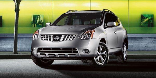 Nissan Rogue 2007-2010