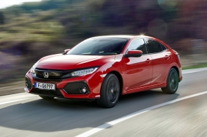 Тест-драйв Honda Civic: Honda Civic Turbo - дерзкий пакет сока