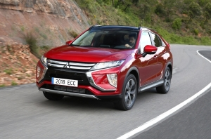 Тест-драйв {MARK} {MODEL}: Mitsubishi Eclipse Cross - через все времена