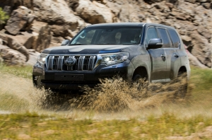 Toyota Land Cruiser Prado. Жизнь по законам саванны