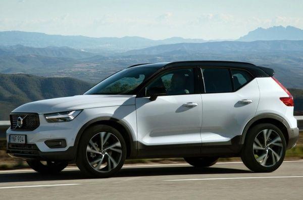 Volvo XC40 - новый лидер в классе?