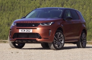 Land Rover Discovery Sport: он намного новее, чем кажется