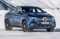 Mercedes-Benz GLE Coupe: почти электрокар