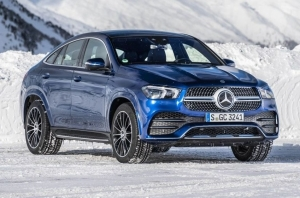 Тест-драйв {MARK} {MODEL}: Mercedes-Benz GLE Coupe: почти электрокар