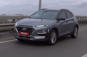 Тест-драйв {MARK} {MODEL}: Hyundai Kona – быстрый и яркий, но не без греха