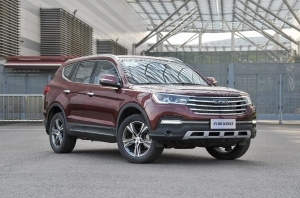 Тест-драйв {MARK} {MODEL}: Lifan X80 или чего боится Toyota Highlander?