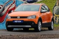 Cross Polo 1.2 TSI DSG. Больше, чем Polo