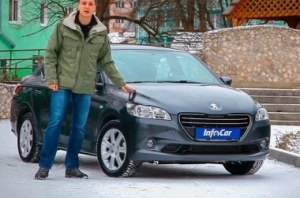 Тест-драйв {MARK} {MODEL}: Peugeot 301 VS. Citroen C-Elysee
