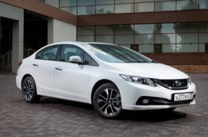 Тест-драйв Honda Civic: Доктора вызывали?
