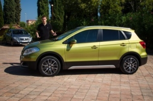 Тест-драйв {MARK} {MODEL}: Suzuki SX4 - новый кроссовер со старым названием