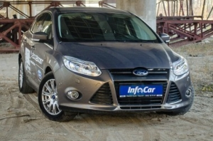Ford Focus Sedan. Магический литр