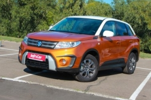 Тест-драйв {MARK} {MODEL}: Suzuki Vitara. Новая философия