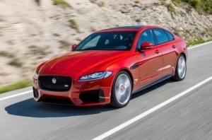 Тест-драйв {MARK} {MODEL}: Jaguar XF. Мягкой поступью