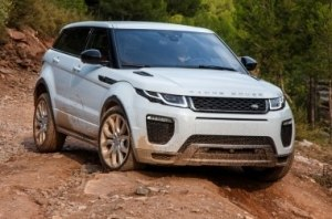 Тест-драйв {MARK} {MODEL}: Range Rover Evoque. Удалец