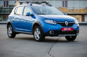 Тест-драйв {MARK} {MODEL}: Renault Sandero Stepway. Соло на двух педалях